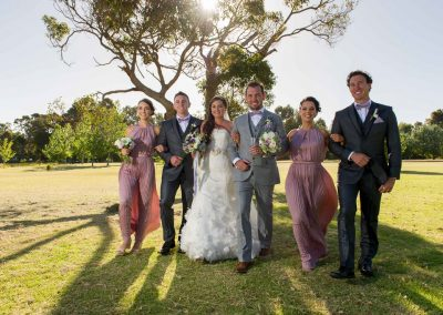 Margaret River weddings