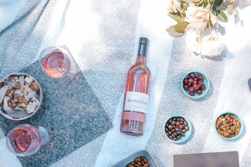 Nougat & Wine Matching Experience